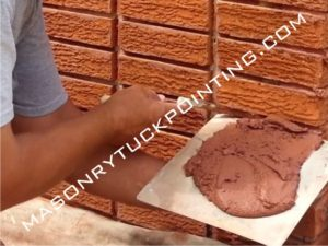 Tuckpointing North Riverside IL - brick wall repointing