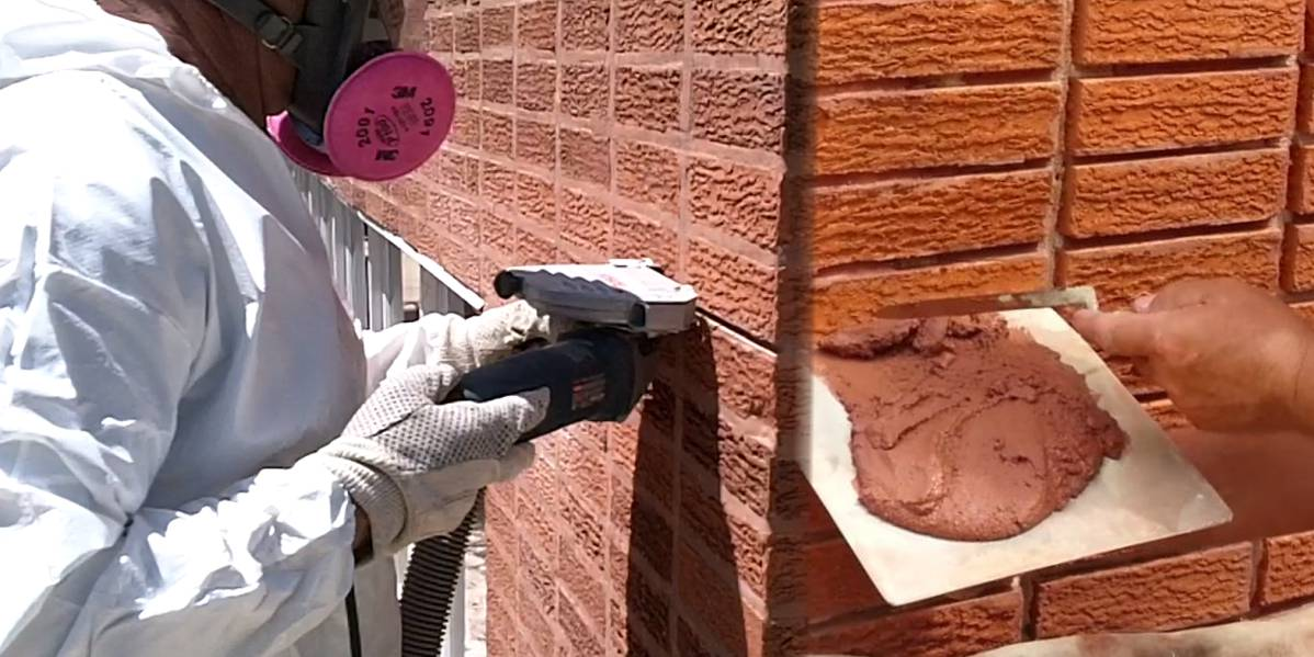 Chicago Masonry Contractor Tuckpointing Chimney And Brick Wall Repair Lintel Replacement