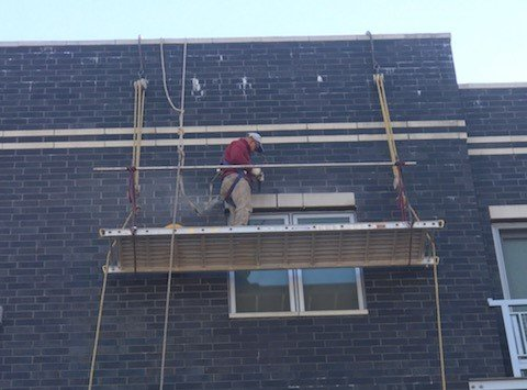 Masonry waterproofing Chicago