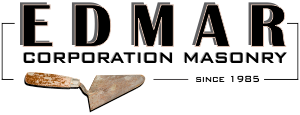 EDMAR Corporation Masonry logo 2020